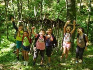 Journées enfants avec la base de plein air Grandeur Nature